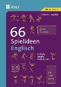 Cover-Bild zu 66 Spielideen Englisch von Klein-Landeck, Michael