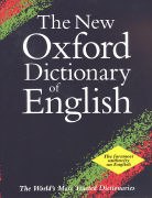 Cover-Bild zu The New Oxford Dictionary of English