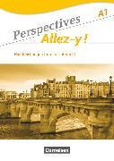 Cover-Bild zu Perspectives - Allez-y !, A1, Handreichungen für den Unterricht mit Kopiervorlagen von Robein, Gabrielle