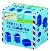Cover-Bild zu Fernweh Universal-Reiseadapter