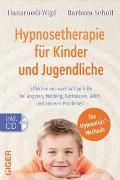 Cover-Bild zu Wipf, Hansruedi: Hypnosetherapie für Kinder und Jugendliche