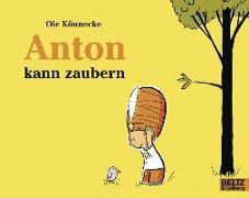 Cover-Bild zu Anton kann zaubern von Könnecke, Ole
