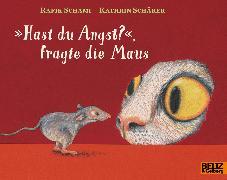 Cover-Bild zu »Hast du Angst?«, fragte die Maus von Schami, Rafik