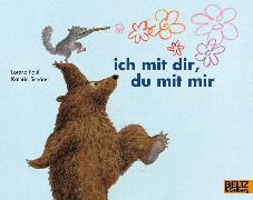Cover-Bild zu ich mit dir, du mit mir von Pauli, Lorenz