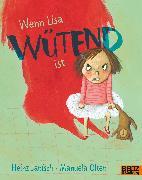 Cover-Bild zu Wenn Lisa wütend ist von Janisch, Heinz