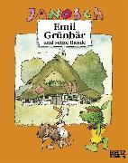 Cover-Bild zu Emil Grünbär und seine Bande von JANOSCH
