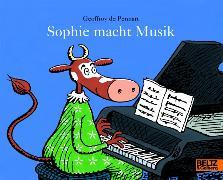 Cover-Bild zu Sofie macht Musik von Pennart, Geoffroy de