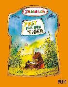 Cover-Bild zu Post für den Tiger von Janosch