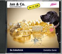 Cover-Bild zu Hollenstein, David: De Enkeltrick