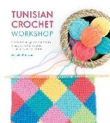 Cover-Bild zu Robinson, Michelle: Tunisian Crochet Workshop (eBook)