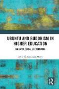 Cover-Bild zu Robinson-Morris, David: Ubuntu and Buddhism in Higher Education (eBook)