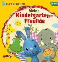 Cover-Bild zu Meine Kindergarten-Freunde