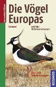 Cover-Bild zu Die Vögel Europas und des Mittelmeerraumes