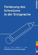 Cover-Bild zu Förderung des Schreibens in der Erstsprache von Schader, Basil