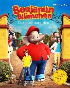 Cover-Bild zu Benjamin Blümchen - Das Buch zum Kinofilm (eBook) von Börgerding, Bettina