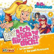 Cover-Bild zu Bibi Blocksberg: Ich hex für dich! - Vol. 1 (Audio Download) von Weigand, Klaus-P.