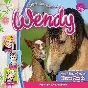 Cover-Bild zu Wendy - Folge 71: Die Curly-Horse-Ranch (Audio Download) von Petrick, Dirk