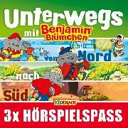 Cover-Bild zu Benjamin Blümchen - Unterwegs mit Benjamin (In Afrika / Bei den Eskimos / In Schottland) (Audio Download) von Herzog, Ulli