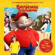 Cover-Bild zu Benjamin Blümchen - Der Original-Soundtrack zum Kinofilm (Audio Download) von Riedel, Egon