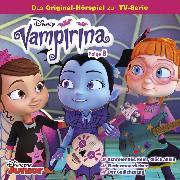Cover-Bild zu Disney - Vampirina - Folge 8: Schreiendes Heim, Glück allein/ Fledermausfieber/ Der Gedichtetag (Audio Download) von Stark, Conny