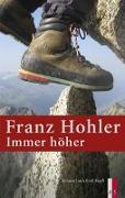 Cover-Bild zu Immer höher von Hohler, Franz