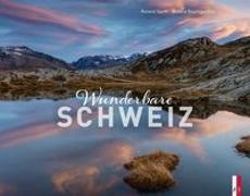 Cover-Bild zu Wunderbare Schweiz von Baumgartner, Roland