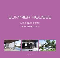 Cover-Bild zu Summer Houses / Maisons D'été / Zomerhuizen