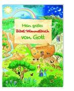 Cover-Bild zu Mein großes Bibel-Wimmelbuch von Gott von Abeln