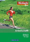 Cover-Bild zu Biologie plus, Gymnasium Thüringen, 7./8. Schuljahr, Arbeitsheft von Angermann, Iris