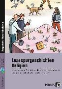 Cover-Bild zu Lesespurgeschichten 5./6. Klasse - Religion von Göbel, Ursula