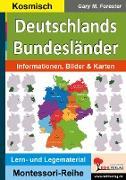 Cover-Bild zu Deutschlands Bundesländer von Forester, Gary M.