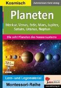 Cover-Bild zu Planeten von Kohl-Verlag, Autorenteam