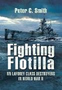 Cover-Bild zu Fighting Flotilla (eBook) von Smith, Peter C.
