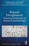 Cover-Bild zu Beyond Disciplinarity (eBook) von Hayes, Catherine