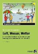 Cover-Bild zu Luft, Wasser, Wetter von Rex, Margit