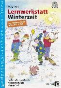 Cover-Bild zu Lernwerkstatt Winterzeit - Ergänzungsband von Rex, Margit