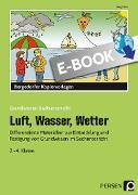 Cover-Bild zu Luft, Wasser, Wetter (eBook) von Rex, Margit