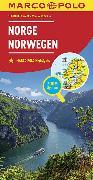 Cover-Bild zu Norwegen. 1:800'000