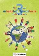 Cover-Bild zu ABC der Tiere 3 - Arbeitsheft Sprachbuch, silbierte Ausgabe. Neubearbeitung von Mrowka-Nienstedt, Kerstin