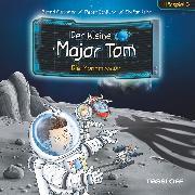 Cover-Bild zu Flessner, Bernd: Der kleine Major Tom. Hörspiel 3: Die Mondmission (Audio Download)