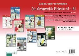 Cover-Bild zu Die Grammatik-Plakate A1-B1 von Luscher, Renate