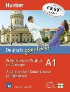 Cover-Bild zu Deutsch ganz leicht A1. Englisch von Luscher, Renate