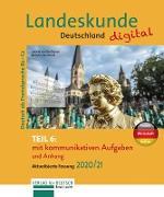 Cover-Bild zu Landeskunde Deutschland digital Teil 6 - Aktualisierte Fassung 2020/21 (eBook) von Luscher, Renate