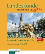 Cover-Bild zu Landeskunde Deutschland digital - Aktualisierte Fassung 2020/21 (eBook) von Luscher, Renate