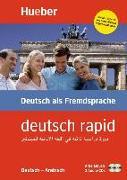 Cover-Bild zu deutsch rapid. Deutsch-Arabisch von Luscher, Renate