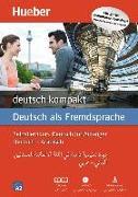 Cover-Bild zu deutsch kompakt Neu. Arabische Ausgabe / Paket: 2 Bücher + 1 MP3-CD + MP3-Download von Luscher, Renate