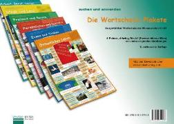 Cover-Bild zu Lernplakate Die Wortschatz-Plakate von Luscher, Renate