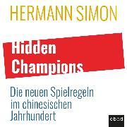 Cover-Bild zu Hermann, Simon: Hidden Champions (Audio Download)