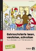Cover-Bild zu Gebrauchstexte lesen, verstehen, schreiben von Kirchmann, Jürgen