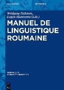 Cover-Bild zu Manuel de linguistique roumaine (eBook)